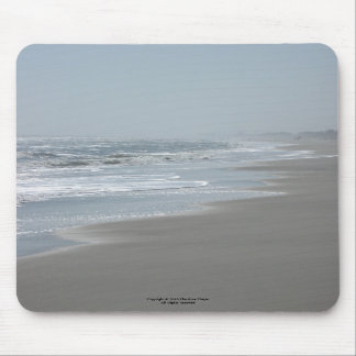 """Day at the Beach"" mousepad"