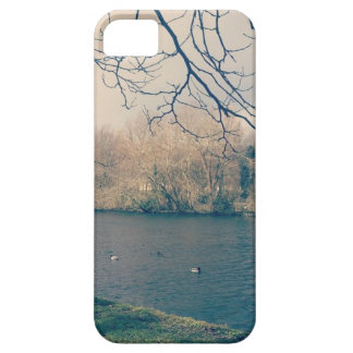 Day at the Duck Pond Barely There iPhone 5 Case