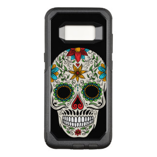 Day Dead Sugar Skull Samsung Galaxy S8 Case