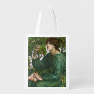 Day Dream, 1880 Reusable Grocery Bag