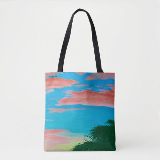 """""""Day Dream"""" Tote by All Joy Art"""