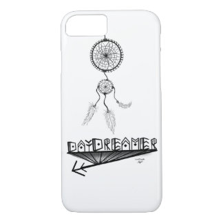 Day Dreamer Black And White iphone7 Case