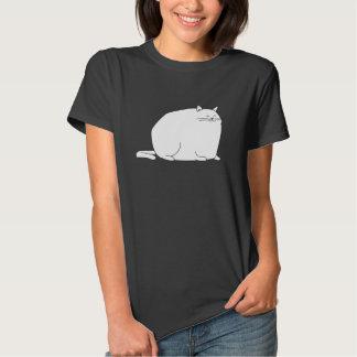 day dreaming fat cat shirt