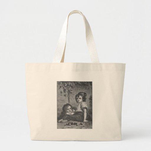 Day Dreams Canvas Bags
