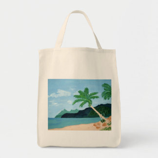 Day Dreams Grocery Tote Bag