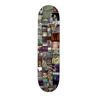 day in the life skateboard decks