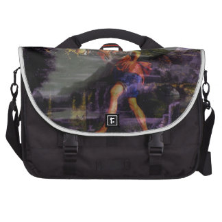 Day Into Night with Dad Laptop Commuter Bag