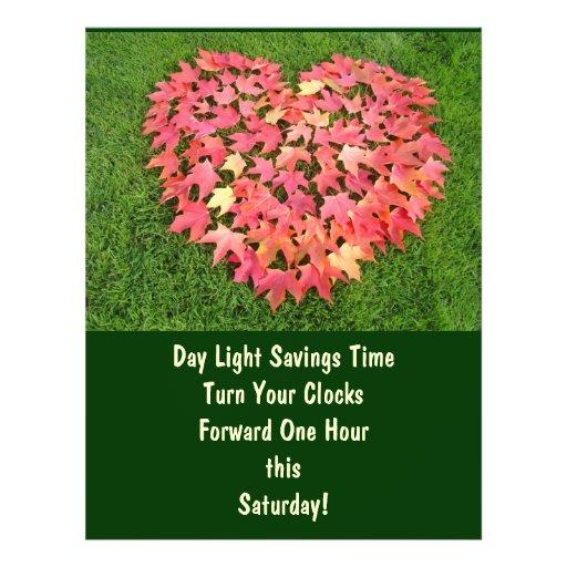 day light saving time essay