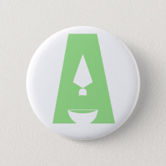 "Day of Archaeology ""A"" logo button"