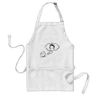 Day of Dated the Memes style Aprons