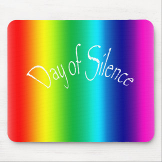 Day of Silence Mouse Pad