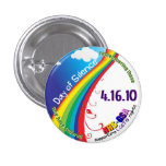 Day of Silence Pinback Buttons