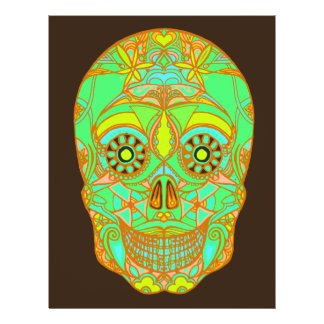 Day of the Dead 1 21.5 Cm X 28 Cm Flyer