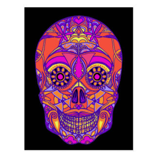 Day of the Dead 2 Post Card