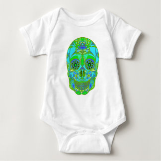 Day of the Dead 3 Baby Bodysuit
