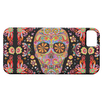Day of the Dead Art iPhone 5 Covers