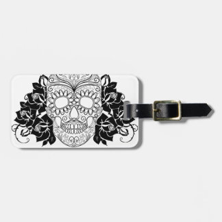 Day of the Dead Bag Tag
