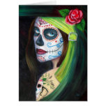 Day of the Dead by Lori Karels Greeting Cards