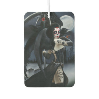 Day of the Dead Car Air Freshener