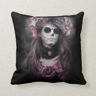Day of the dead cushion