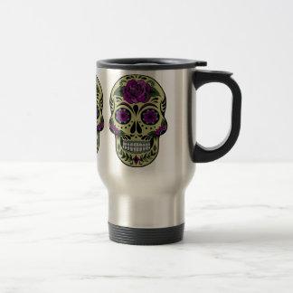 Day of the Dead Custom Travel Mug