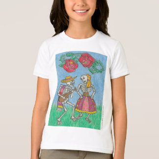 Day of the Dead Dancers Day of Giving T-Shirt