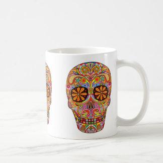 Day of the Dead / Dia de los Muertos Basic White Mug