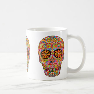 Day of the Dead Dia de los Muertos Coffee Mug