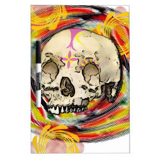 day of the dead Dry-Erase boards