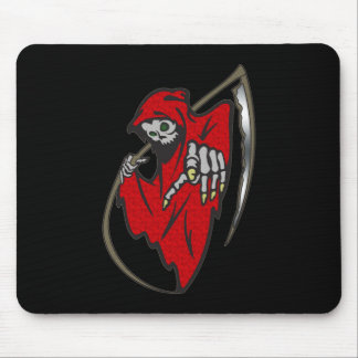 Day of the Dead Grim Reaper Mouse Pad