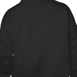 Day of the Dead Hoodie - Skull on Back