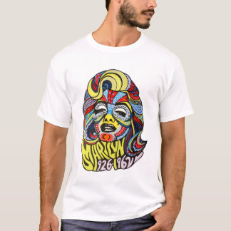 Day of the Dead Icon Marilyn T-shirt