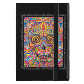 Day of the Dead iPad Mini Case with Kickstand