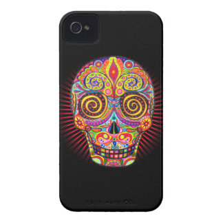 Day of the Dead iPhone 4/4S Barely There Case