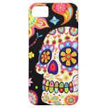 Day of the Dead iPhone 5 Barely There Case Case For The iPhone 5