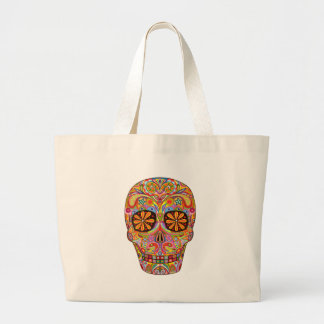 Day of the Dead Jumbo Tote Bag