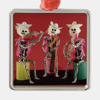 Day of the Dead: Mariachi, from Oaxaca Christmas Ornament