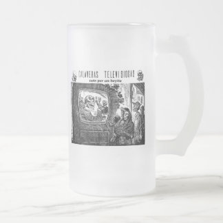 Day of the Dead Mexico Circa 1949 Mugs