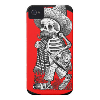 Day of the Dead motif 5 iPhone 4 Cases