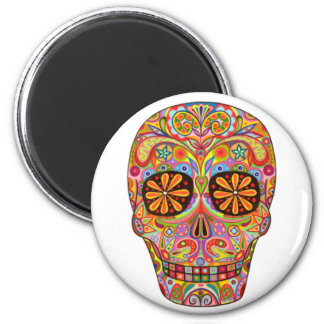 Day of the Dead Refrigerator Magnet