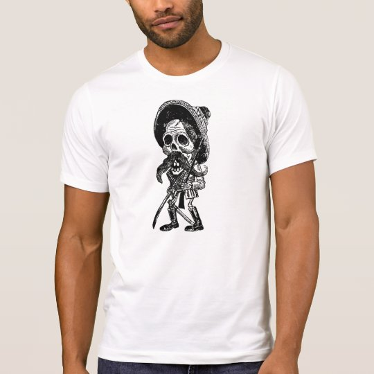 Day of the Dead Revolutionary Tshirt