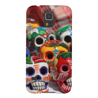 Day Of The Dead Skeletons Case For Galaxy S5