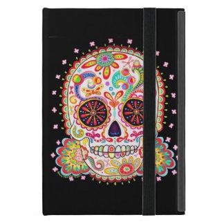 Day of the Dead Skull iPad Mini Case w/ Kickstand