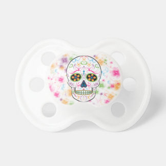 Day of the Dead Sugar Skull - Bright Multi Color Dummy