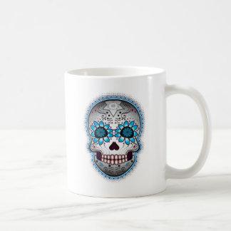 Day Of The Dead Sugar Skull Coffee Mug