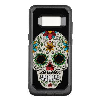 Day of the Dead Sugar Skull OtterBox Commuter Samsung Galaxy S8 Case