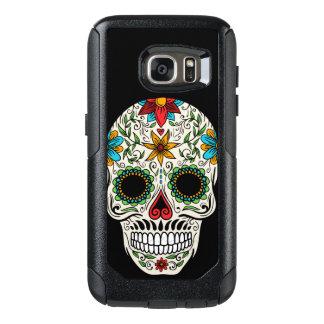Day of the Dead Sugar Skull OtterBox Samsung Galaxy S7 Case