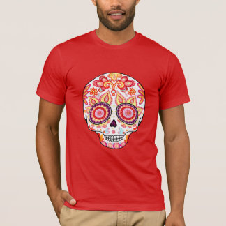 Day of the Dead Sugar Skull Shirt