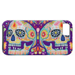 Day of the Dead Sugar Skulls Art iPhone 5 Covers