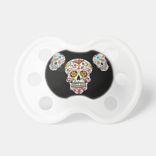 Day of the Dead Sugar Skulls Dummy
